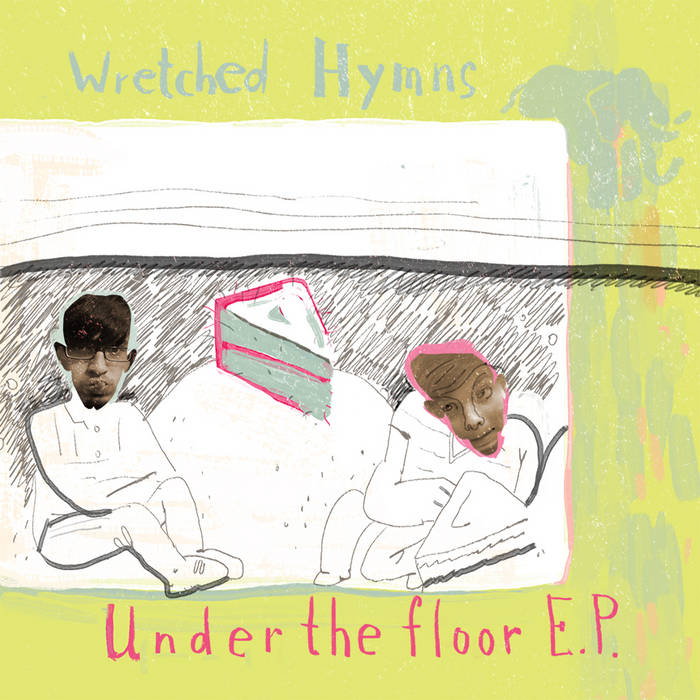 Under the floor E.P. cover art