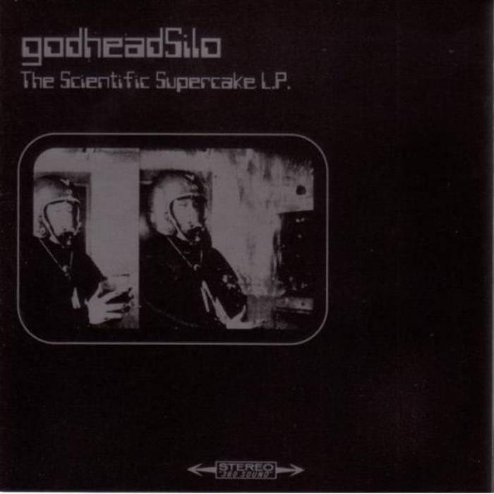 The Scientific Supercake L.P. cover art