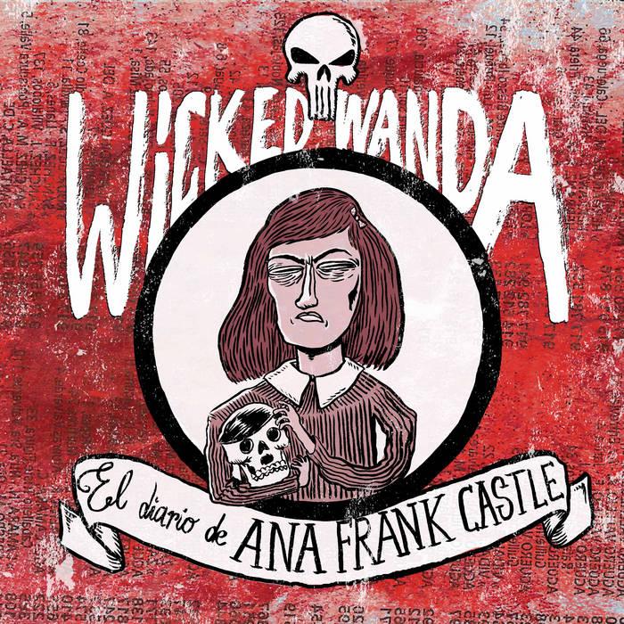 El Diario de Ana Frank Castle cover art