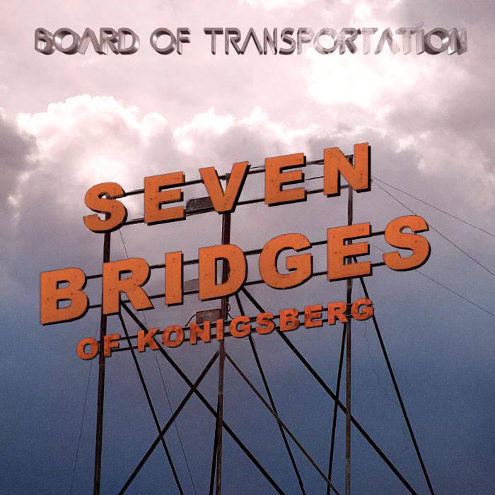 Seven Bridges of Konigsberg cover art