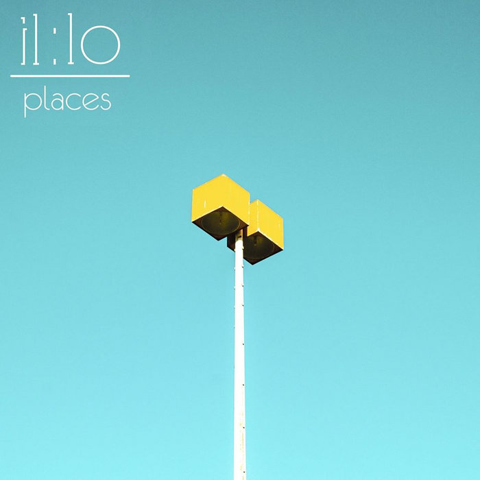 Places EP cover art