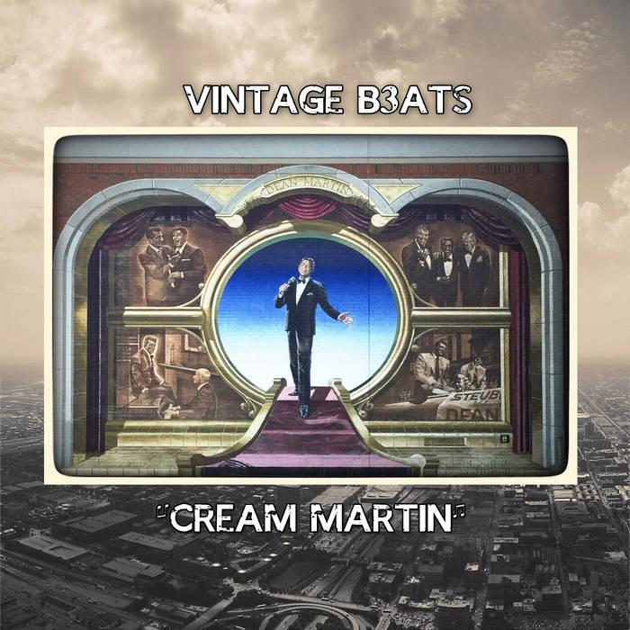 CREAM MARTIN cover art