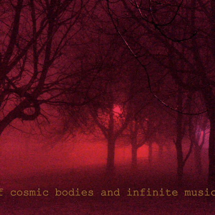 of cosmic bodies and infinite cover art