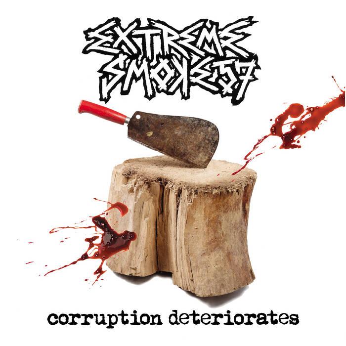 Corruption deteriorates cover art