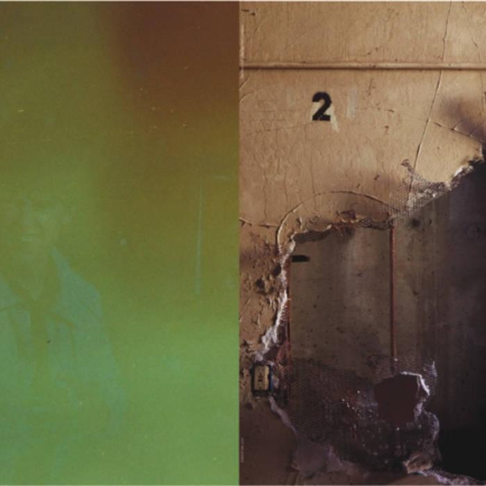 Horaflora / Secret Boyfriend split LP cover art