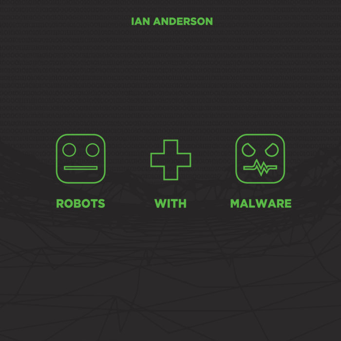 Robots with Malware cover art