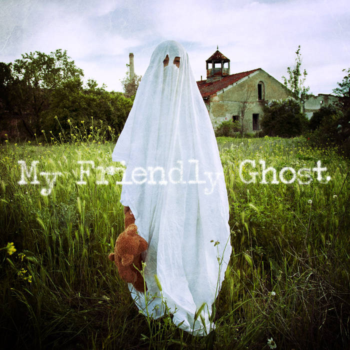 My Friendly Ghost cover art