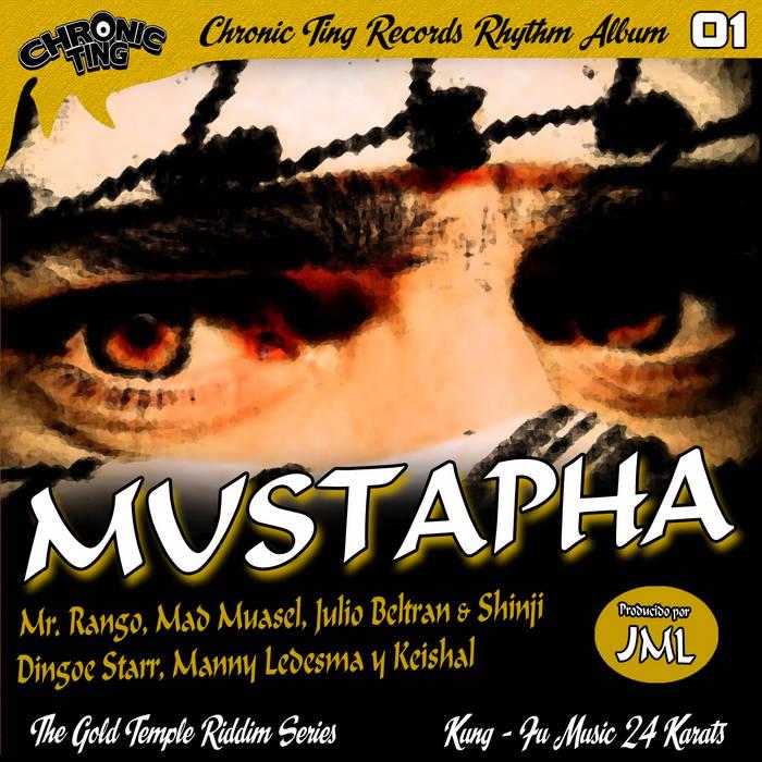 Mustapha Riddim cover art