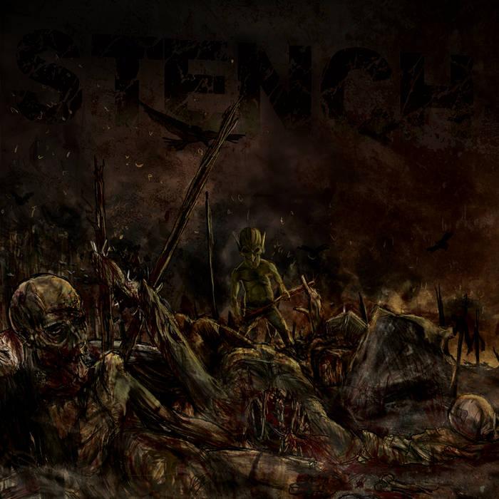 STENCH cover art