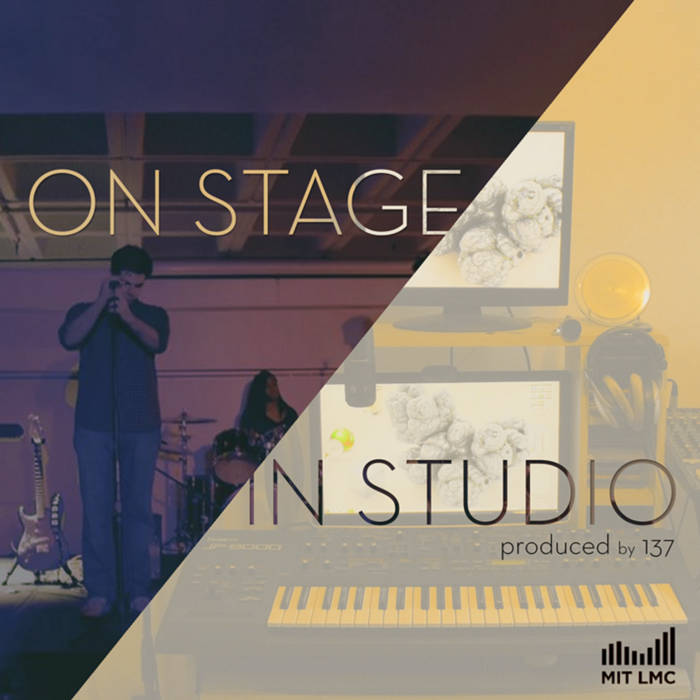 On Stage/In Studio cover art