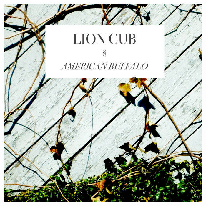 American Buffalo cover art