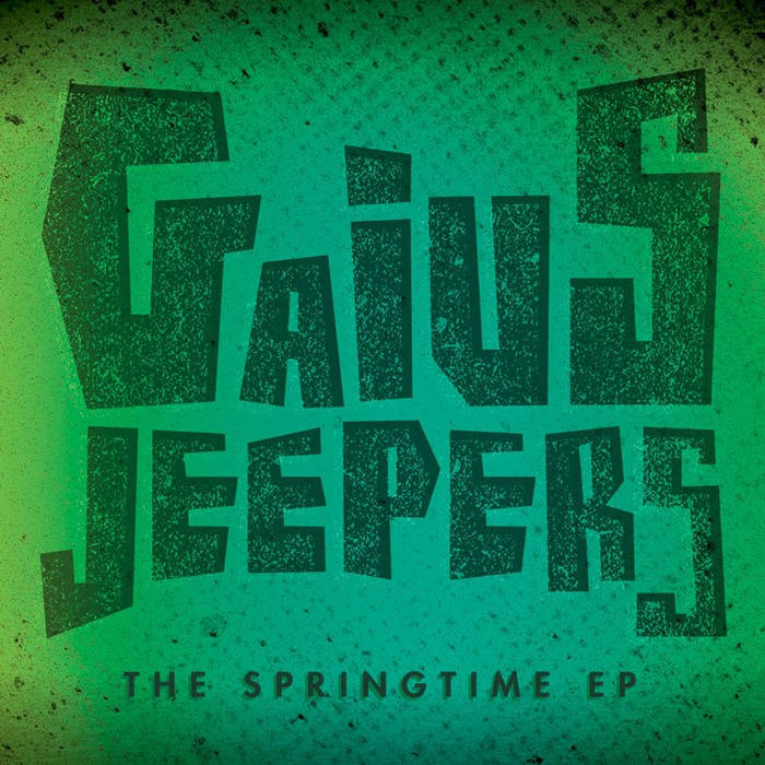 The Springtime EP cover art