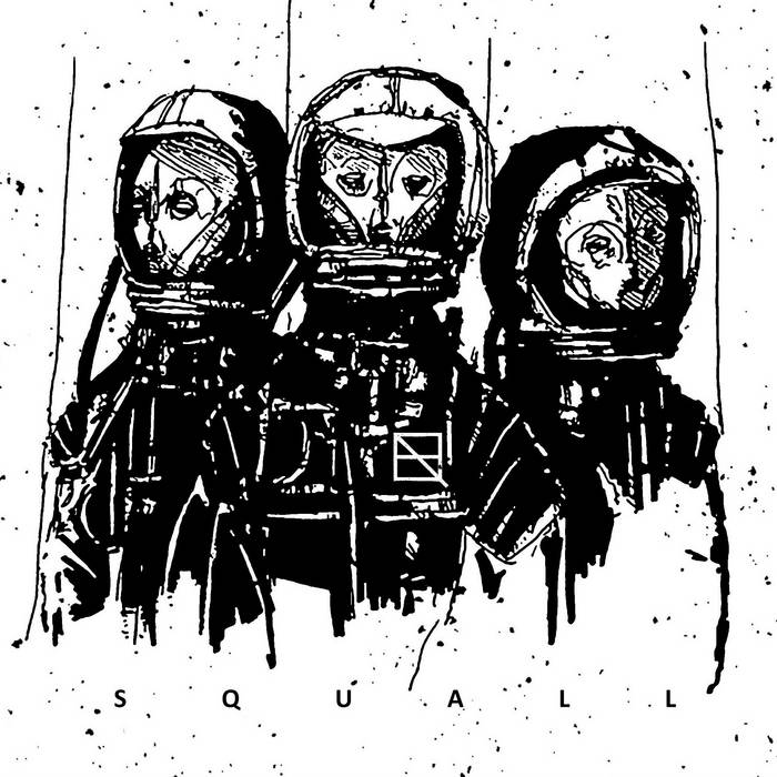 "No Life Here/Repulsor 7"" cover art"