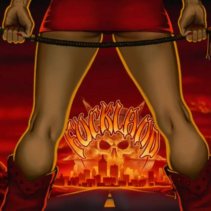 Fuckland cover art