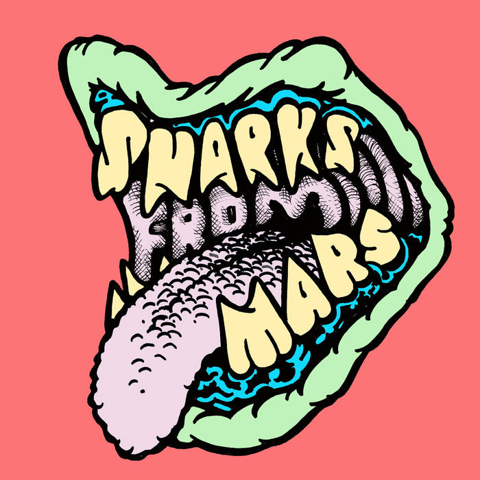 Sharks From Mars cover art