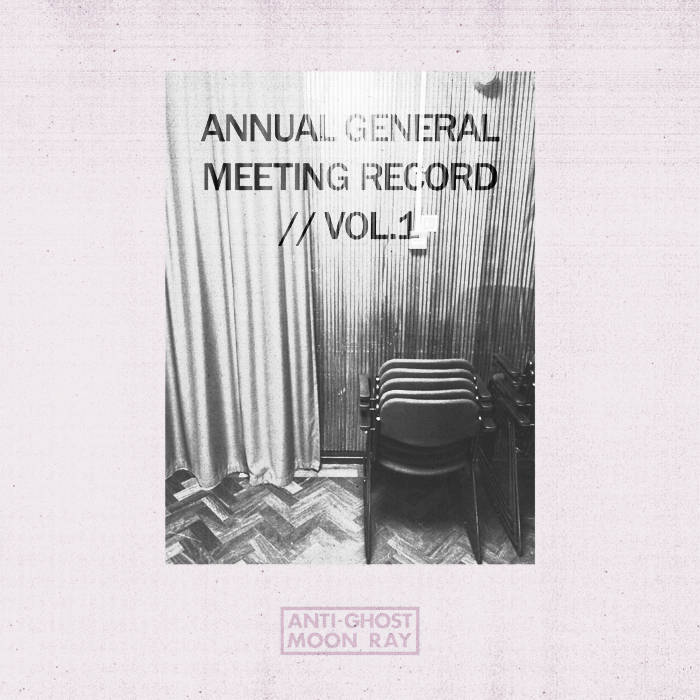 Annual General Meeting Record (Vol. 1) cover art