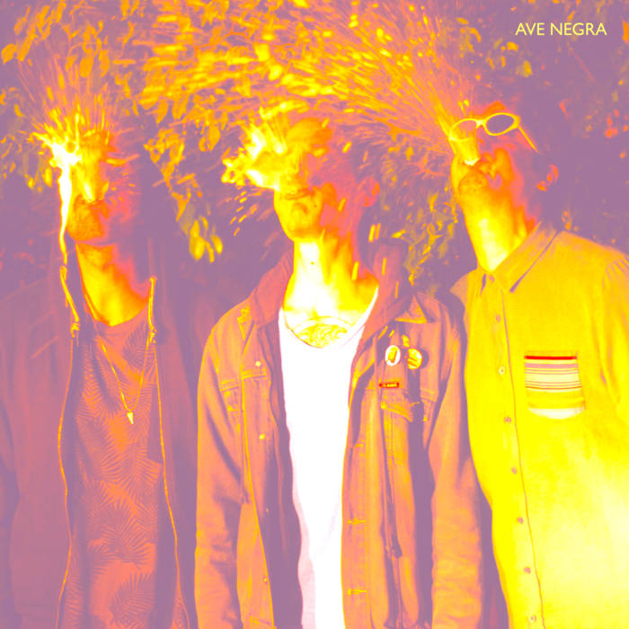 Ave Negra cover art
