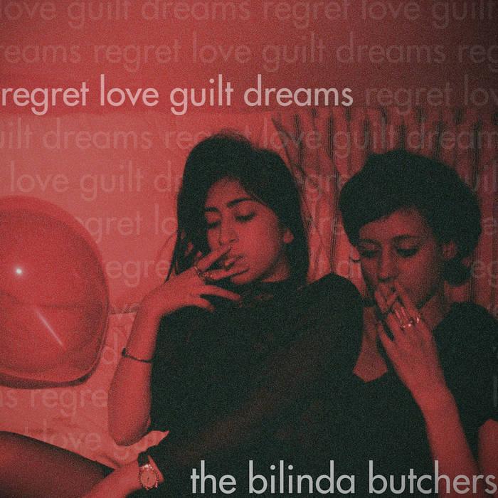 regret, love, guilt, dreams EP cover art