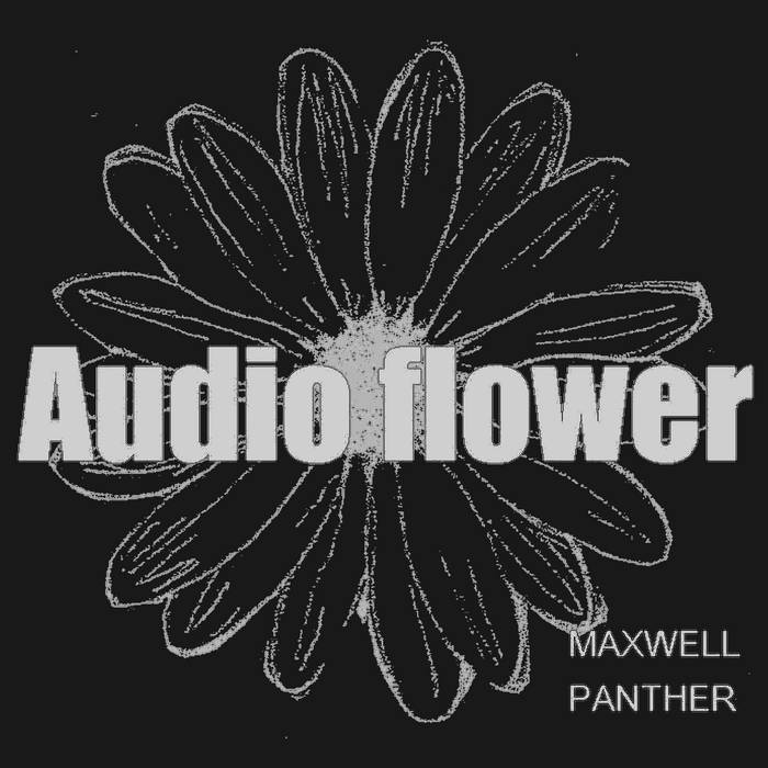 Audio flower cover art