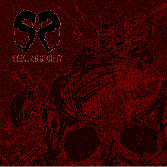 Stealing Society cover art