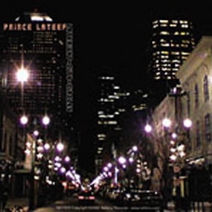 Latenight City Circles cover art