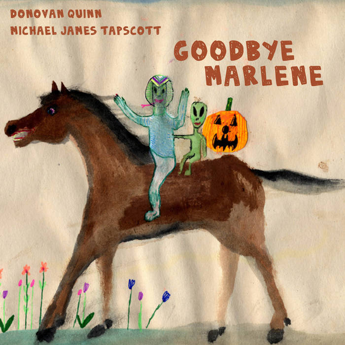 goodbye, marlene cover art