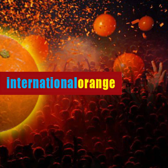 International Orange cover art