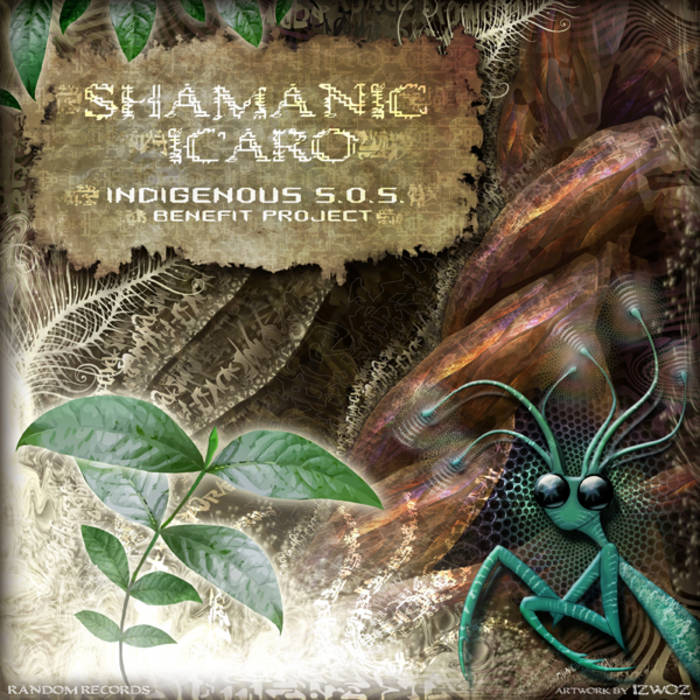 Shamanic Icaro cover art