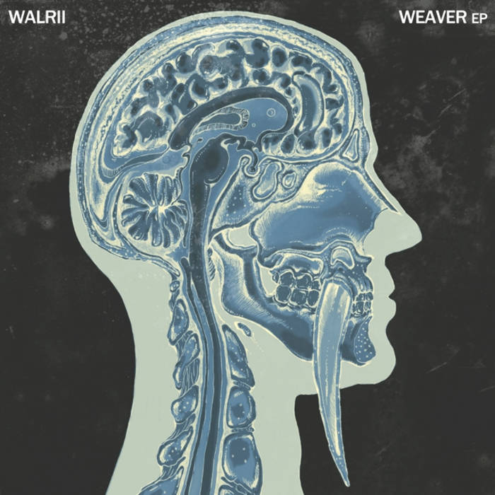 Weaver EP cover art