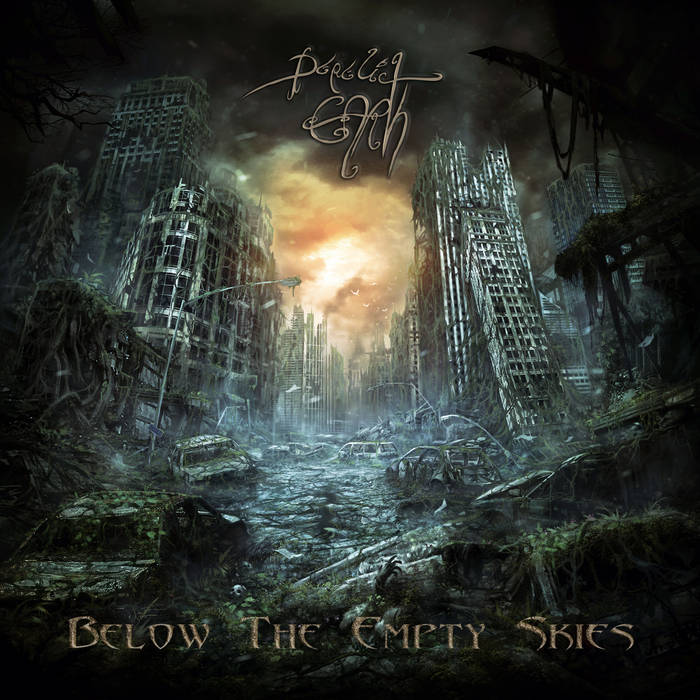 Below the Empty Skies cover art