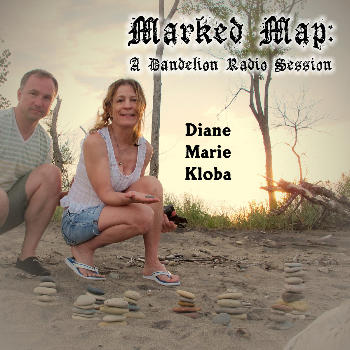 Marked Map: A Dandelion Radio Session