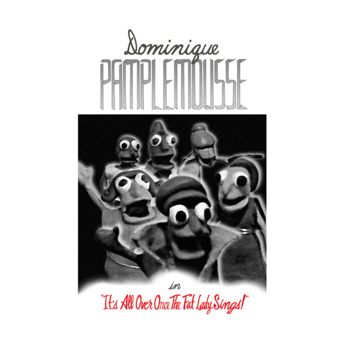 """Dominique Pamplemousse: the """"Director's Cut"""" Soundtrack cover art"""