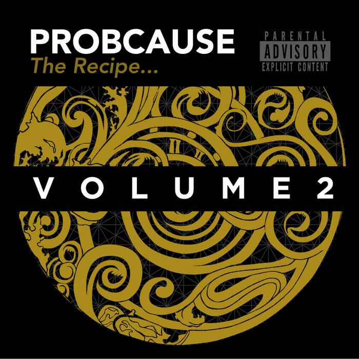 The Recipe Volume 2 cover art
