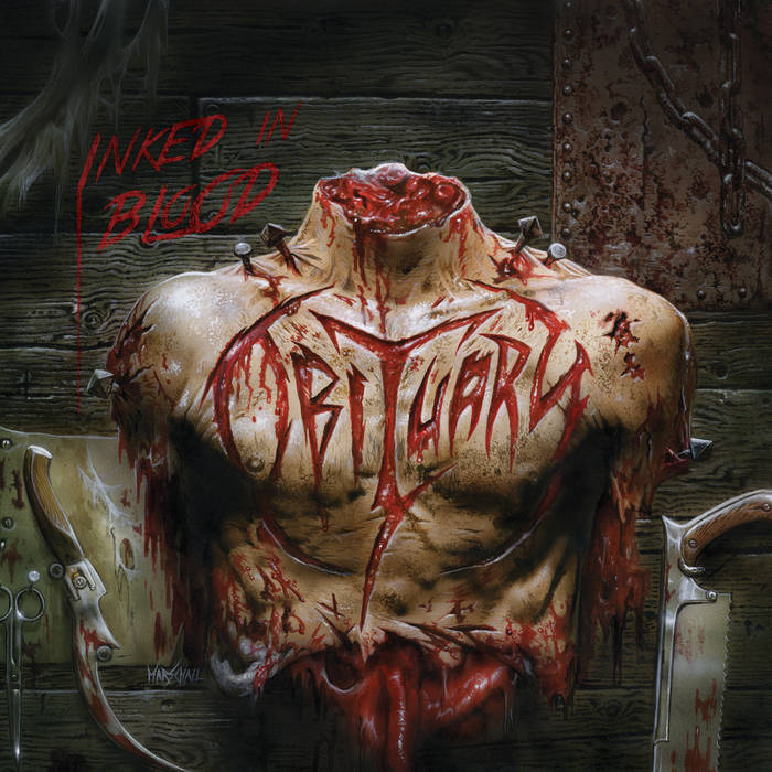 Inked In Blood (Deluxe Version) cover art