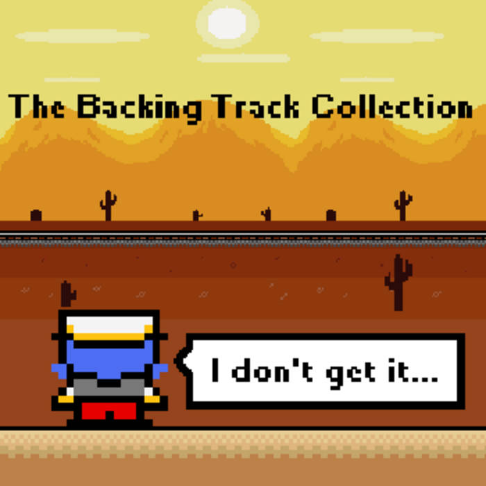 The Backing Track Collection cover art