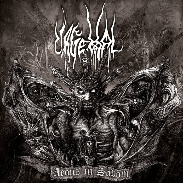 Aeons in Sodom cover art