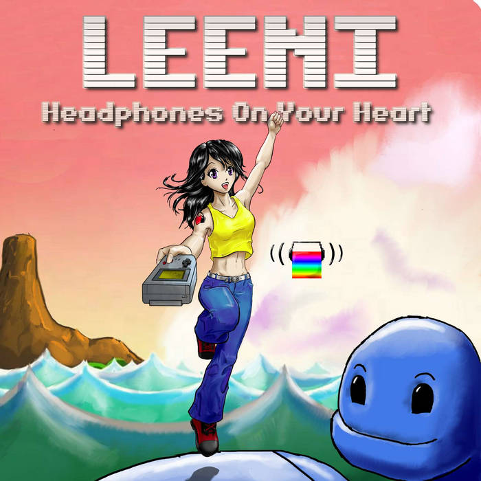 Headphones On Your Heart (EP) cover art