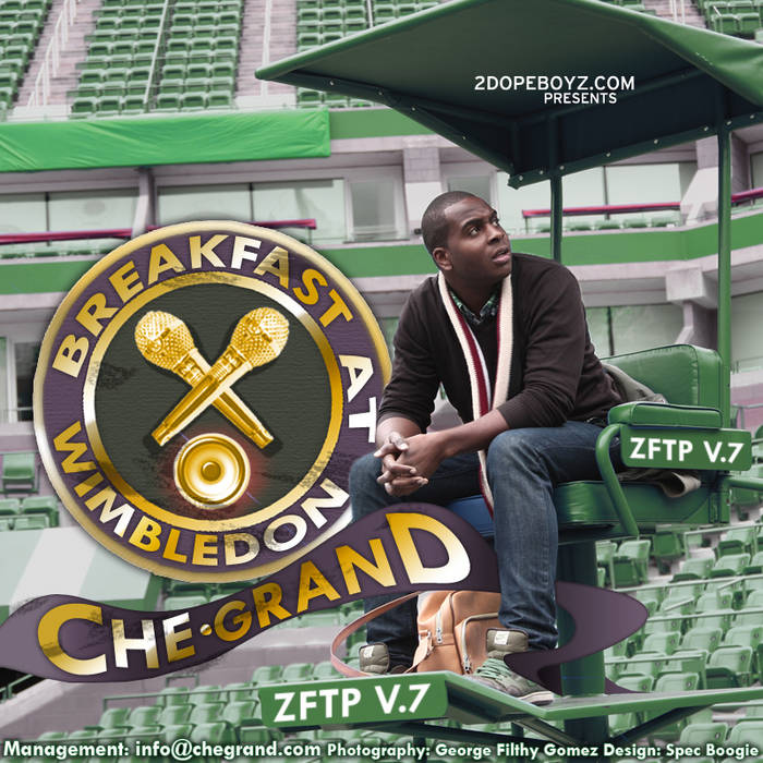 Breakfast @ Wimbledon (ZFTP V.7) cover art
