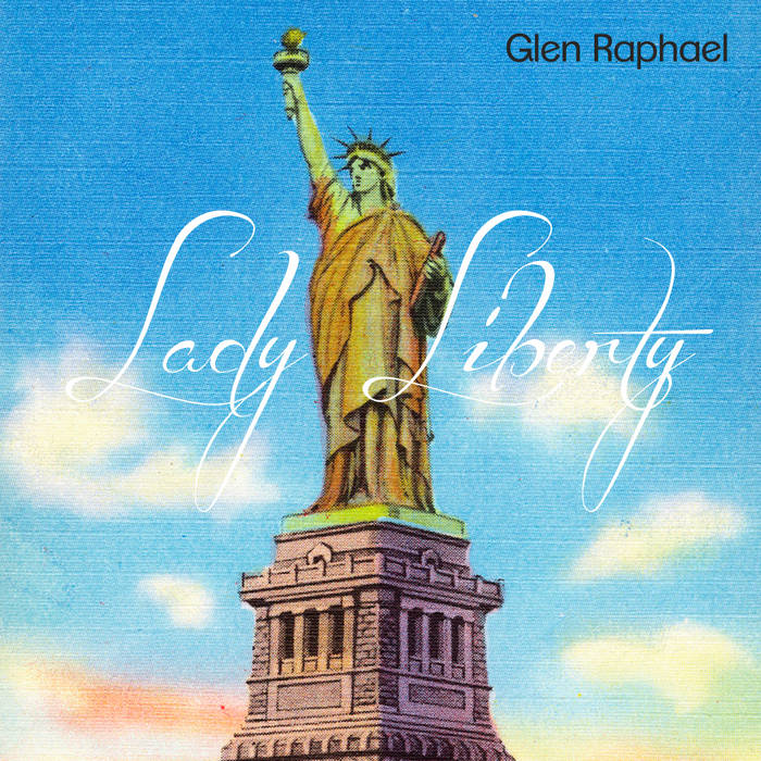 Lady Liberty cover art
