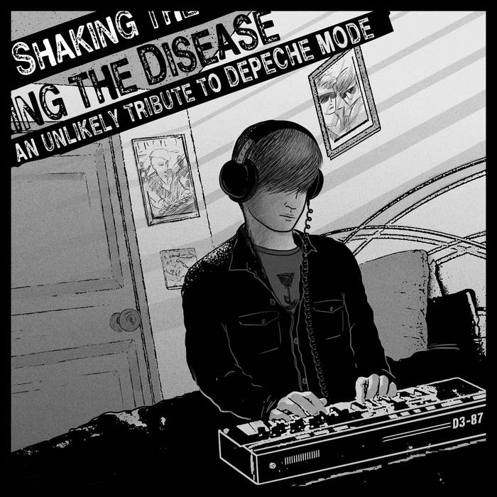Shaking the Disease: An Unlikely Tribute to Depeche Mode cover art
