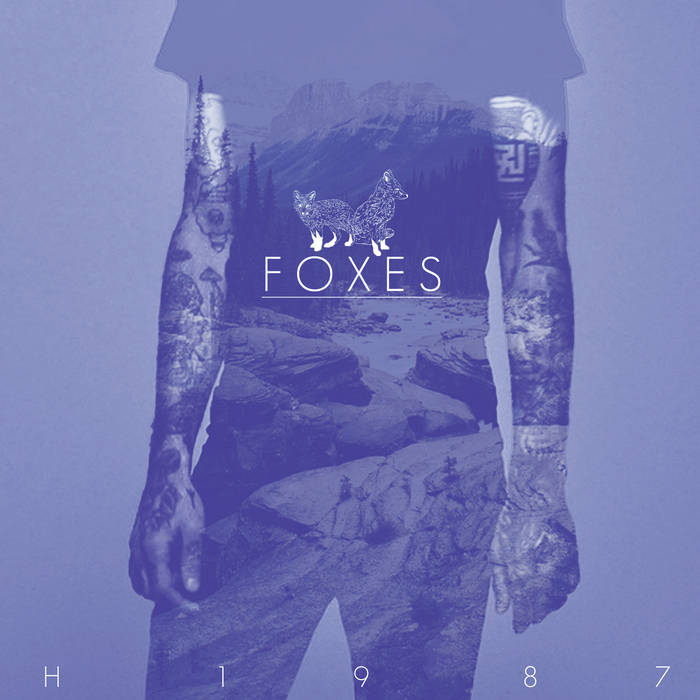 FOXES cover art