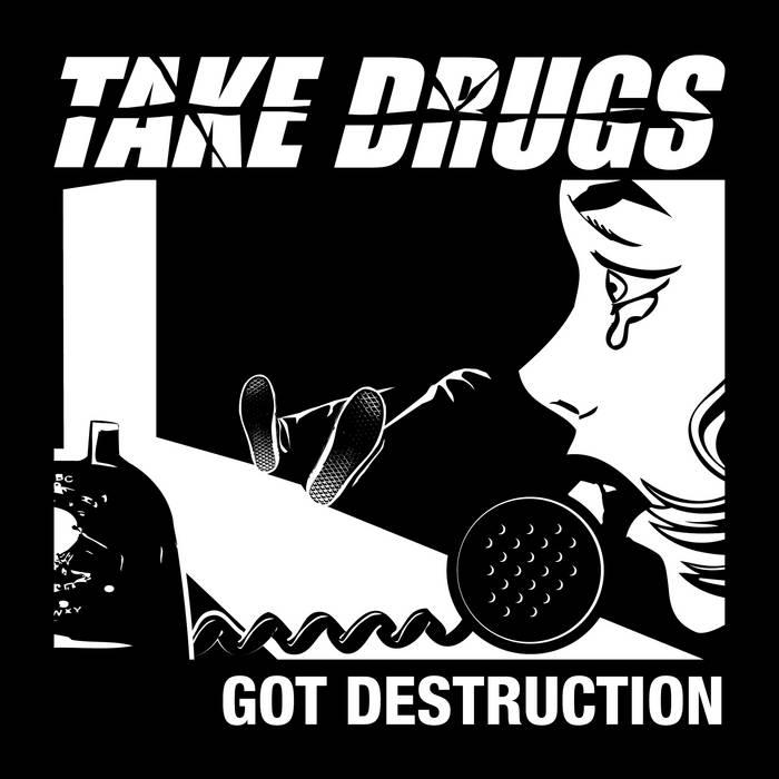 Got Destruction EP cover art