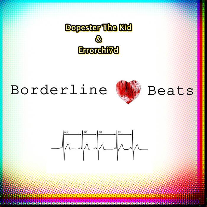 Borderline Heartbeats cover art