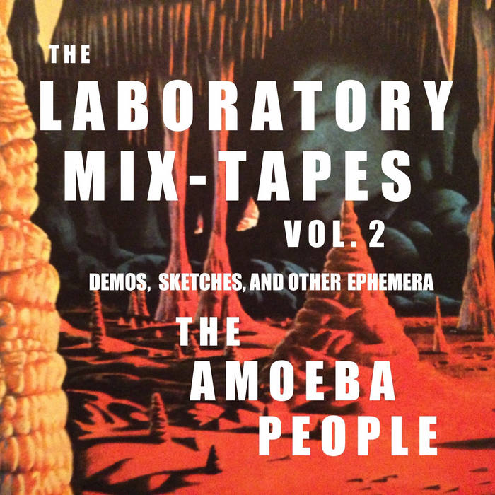 The Laboratory Mix-Tapes Vol. 2 cover art