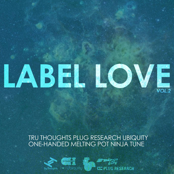 Label Love Vol. 2 cover art