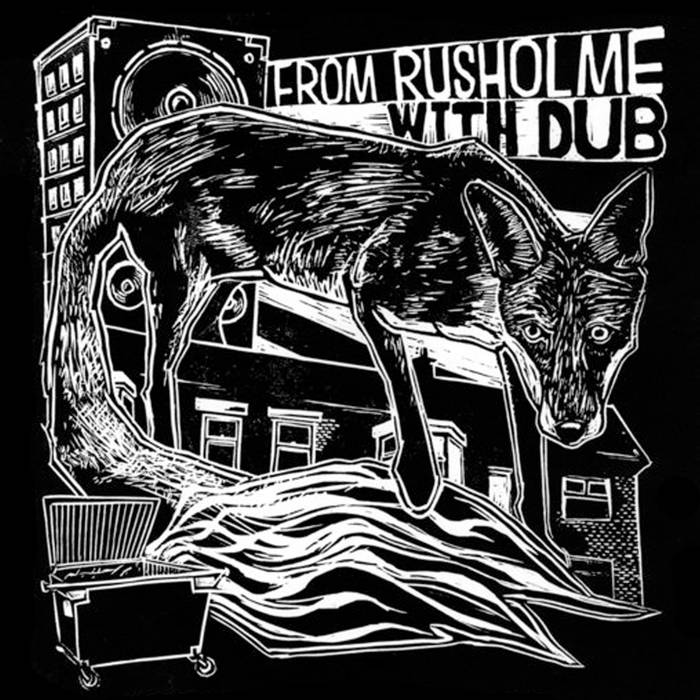 From Rusholme With Dub cover art