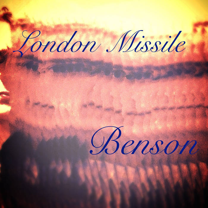 Benson cover art