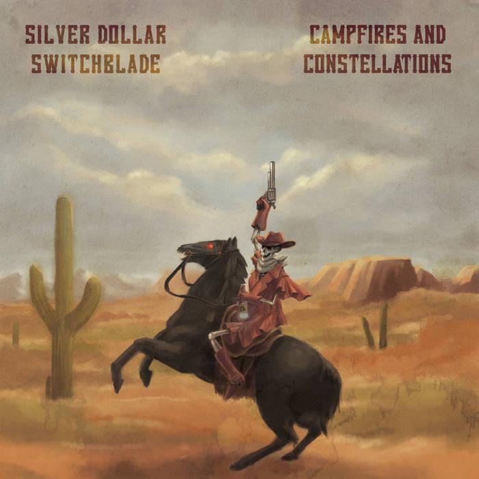 Split W/ Silver Dollar Switchblade cover art