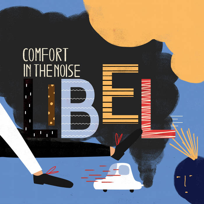 Comfort In the Noise cover art