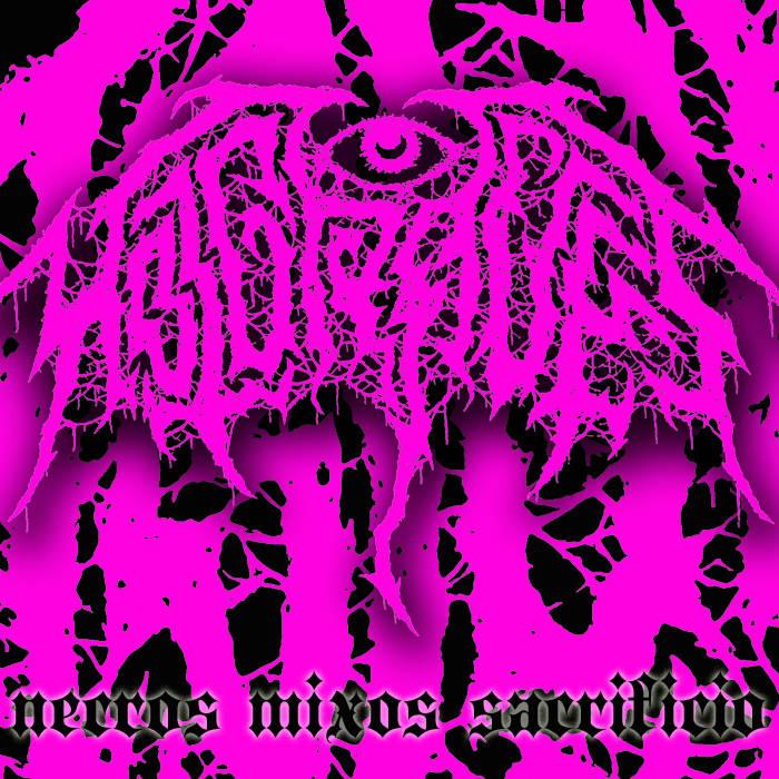 Necros Mixos Sacrificio cover art